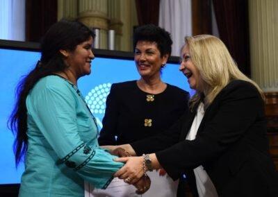 Reconocimiento a Mujeres Jujeñas en Senado de la Nación1  17 de Septiembre