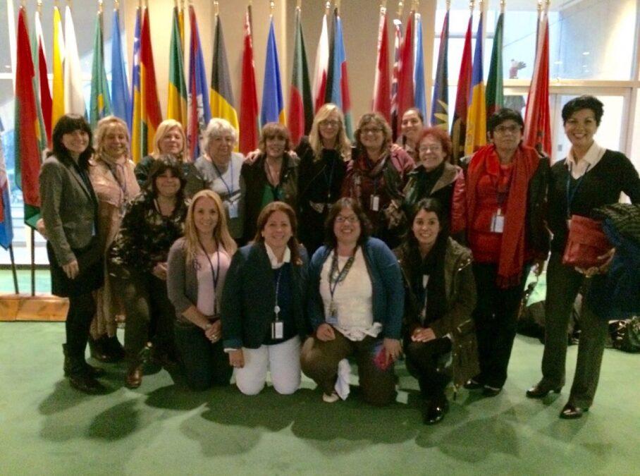 Visita ONU Mujeres
